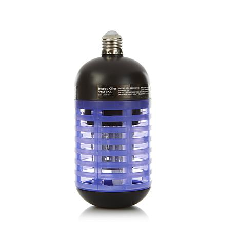 Buzz Kill Bulb Chemical-Free Insect Zapper