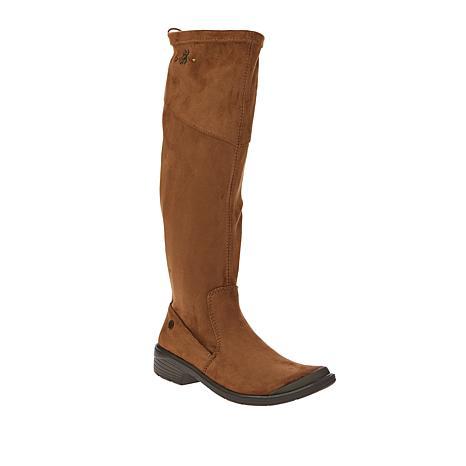 Bzees Boomerang Washable Zip-Up Tall Boot