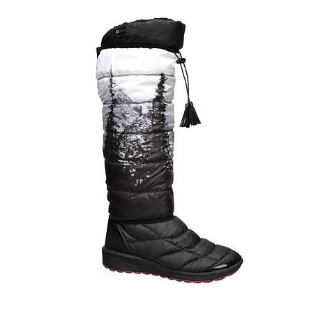 Bzees Glimmer Tall Puffer Boot
