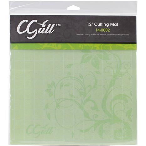 "C Gull Set of 2 Cutting Mats - 12"" x 12"""