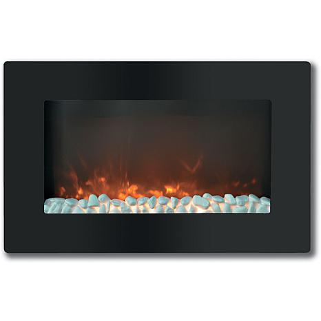 "Callisto 30"" Wall-Mount Electronic Fireplace"