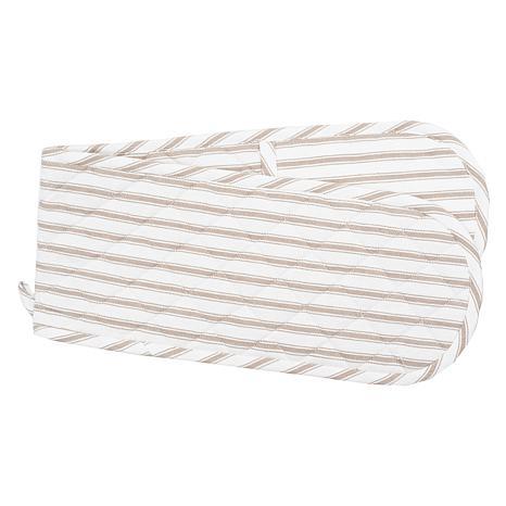 Clay C/&F Home Ticking Stripe Apron
