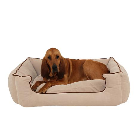 Carolina Pet Low Profile Kuddle Lounge with Orthopedic Foam - L/XL