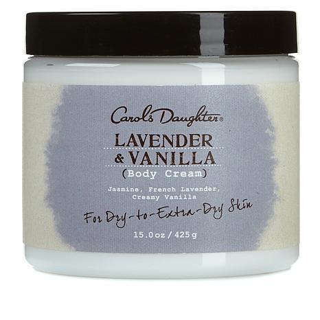 Carol's Daughter Lavender & Vanilla Body Cream