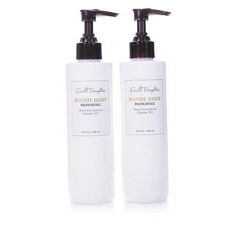 Carol's Daughter Monoi Body Cream Oil Duo