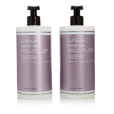 Carol's Daughter® Monoi Ora Repair + Volume Hair Duo