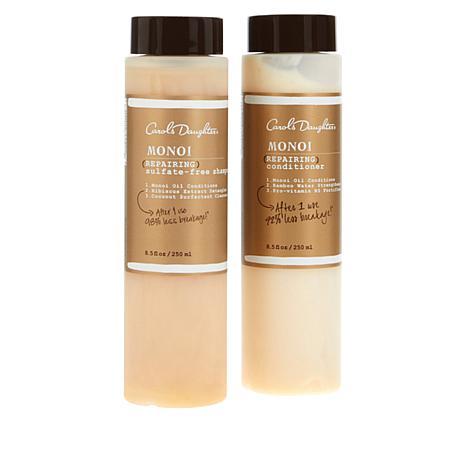 Carol's Daughter Monoi Repair Shampoo & Conditioner Duo