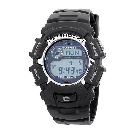 Casio Men's Solar Powered Atomic G-Shock GW2310 Digital Watch