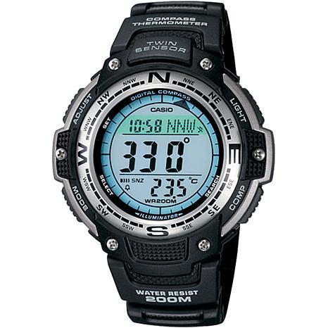 Casio Men's Sports Gear Digital Compass Watch