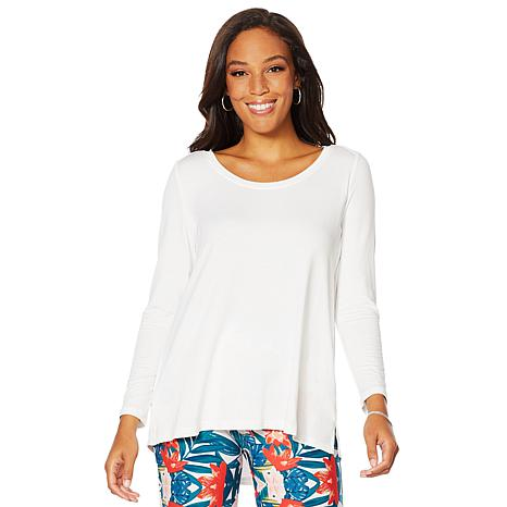 Caya Costa Long-Sleeve T-Shirt with UV Protection
