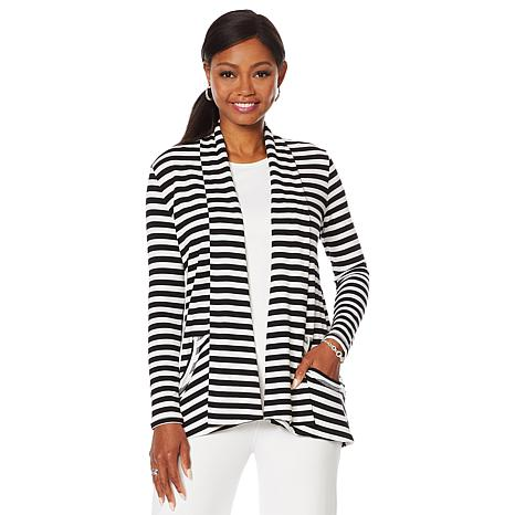 Caya Costa Short Cocoon Cardigan with UV Protection