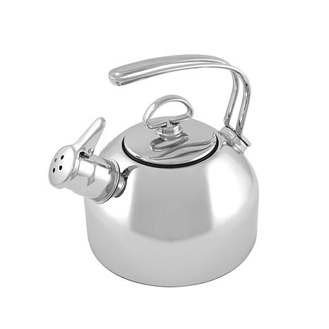 Chantal Classic 1.8-Quart Stainless Steel Tea Kettle