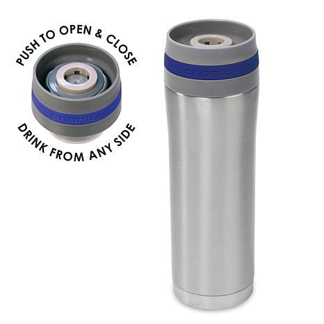 Chantal Vacuum Insulated 15-oz. Travel Mug