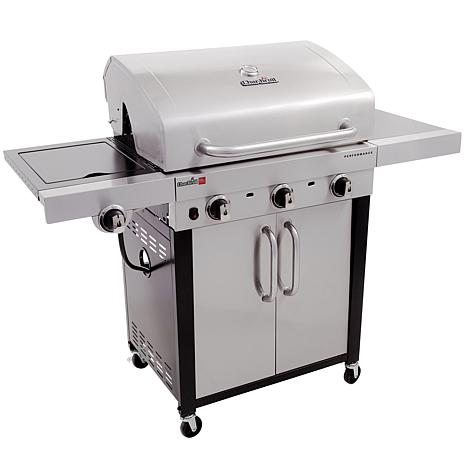 Char-Broil Tru-Infrared 3-Burner Gas Grill