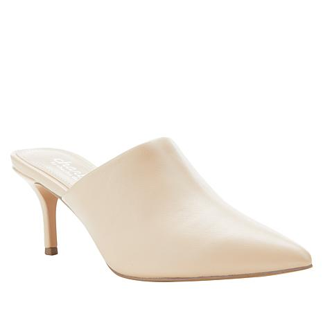 Charles by Charles David Abree Leather or Suede Pointed-Toe Mule Pump