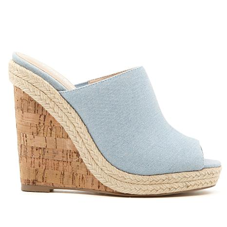 Charles by Charles David Balen Platform Wedge Sandal