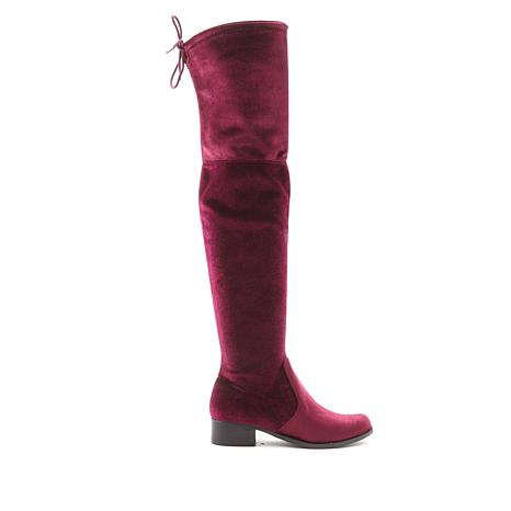 Charles by Charles David Gunter Over the Knee Boot