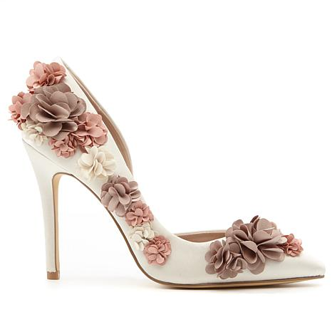 Charles by Charles David Polly Floral Pointed-Toe Pump