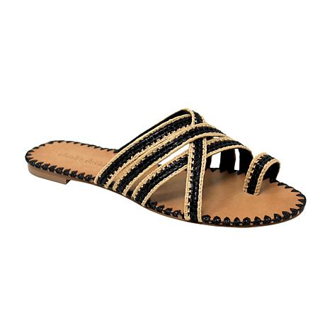 Charles David SESSION Strappy Slip-on Sandal