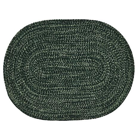 "Chenille Reversible Braided Rug - 30"" x 50"""