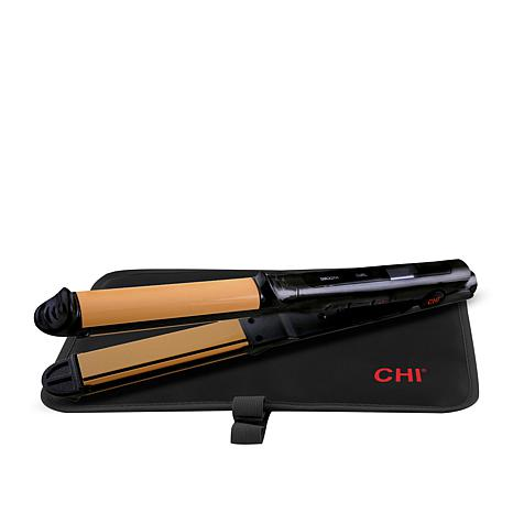 CHI 3-in-1 Hairstyling Iron with Thermal Mat