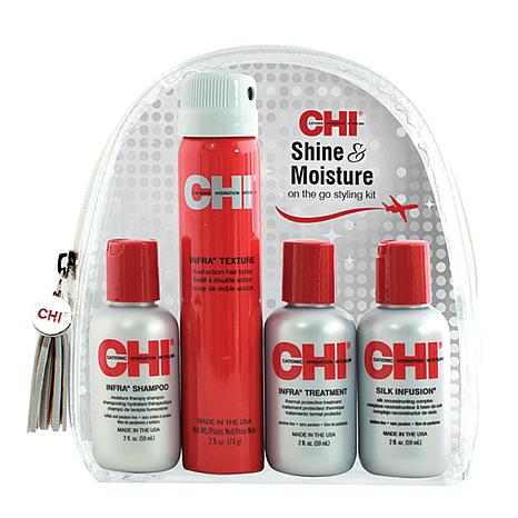CHI On the Go Styling Kit Shine and Moisture