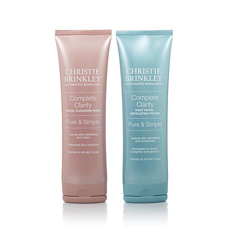 Christie Brinkley Complete Clarity Duo