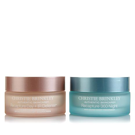 Christie Brinkley Day and Night Cream Duo