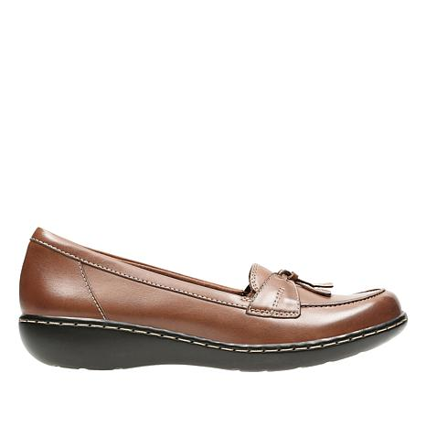 88b147dc52e Clarks Ashland Bubble Leather Slip-On Loafer - 8793377
