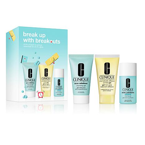 Clinique Break Up With Breakouts Set