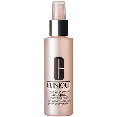 Clinique Moisture Surge Face Spray Thirsty Skin Relief 4.2 oz.