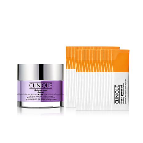 Clinique Smart MD with Fresh Pressed Packets