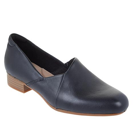 Collection by Clarks Juliet Palm Slip-On Leather Loafer