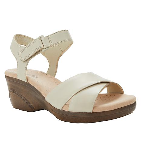 Collection by Clarks Lynette Deb Leather Sandal