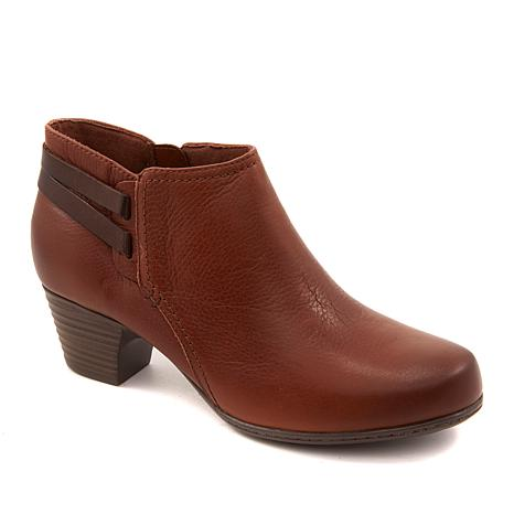 Collection by Clarks Valerie 2 Ashley Ankle Boot