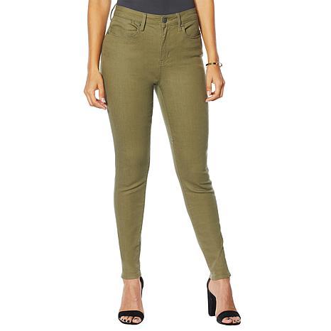 Colleen Lopez Saint Paul High-Waist Skinny Jean - Fashion