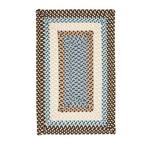 Colonial Mills Montego 8' x 11' Rug - Bright Brown