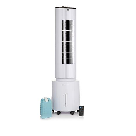 Comfort Zone Max Comfort Evaporative Air Cooler and Fan