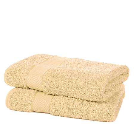 Concierge Collection 2pc 100% Turkish Cotton Bath Towel
