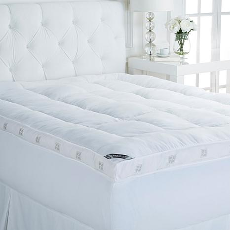 "Concierge Collection 4"" Deluxe Cloud Mattress Topper"