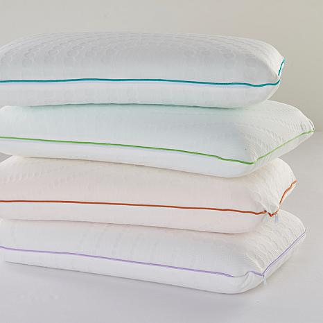 Concierge Collection Aromatherapy Memory Foam Pillow