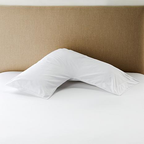 Concierge Collection Boomerang Side-Sleeper Pillow