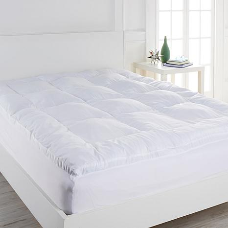 uk availability 4848e f76ff exclusive! Concierge Collection Comfort Support Mattress Topper