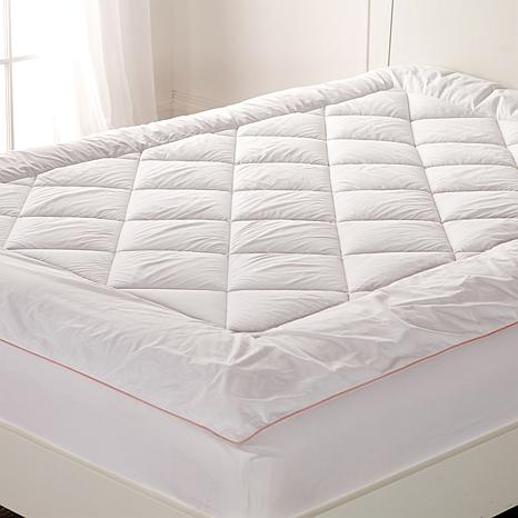 Concierge Collection Pearl Essence High Loft Mattress Pad