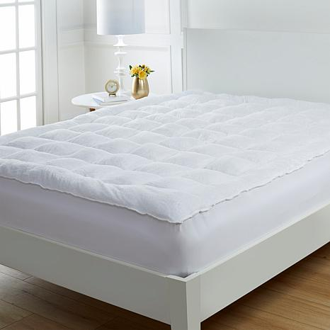 Concierge Collection Reversible All Seasons Mattress Topper