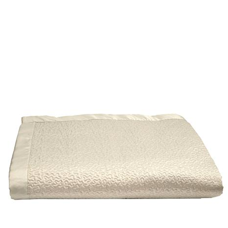Concierge Collection Vermicelli Coverlet - Queen