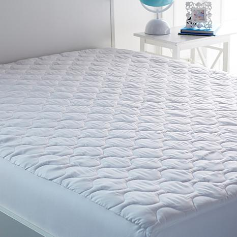 Concierge Double Protection Mattress Pad - Twin