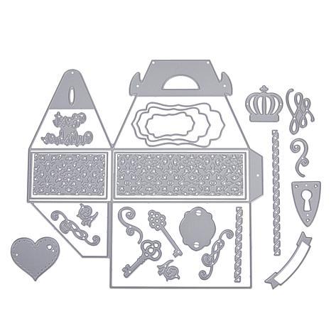 Crafter's Companion Gemini Gift Carton Box Dimensional Dies