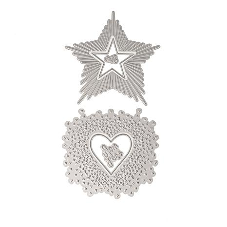 Crafter's Companion Gemini Shapes Foil Stamp N Cut Dies