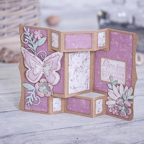 Crafter S Companion Pop Out Dies Card Bundle 8364198 Hsn